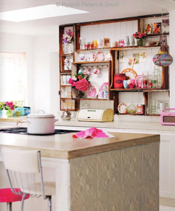 Leclusedecor cocinas con encanto for Cocinas pequenas con encanto
