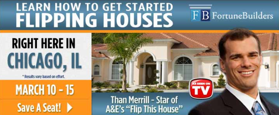 You too can make millions flipping houses as seen on tv for What does flipping houses mean