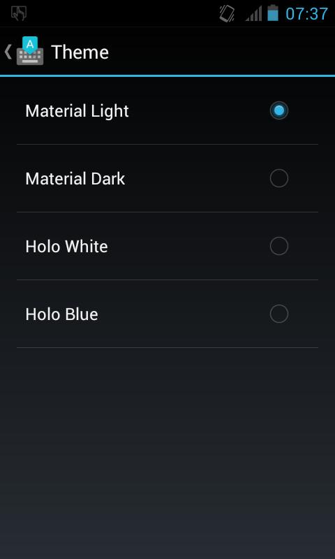 Cara Merubah Keyboard Android Bawaan Menjadi Keyboard Android Lolipop