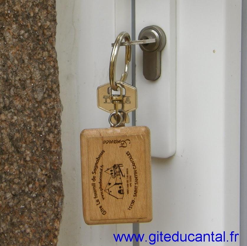 Ouvrez et entrez ! Vous êtes chez vous !