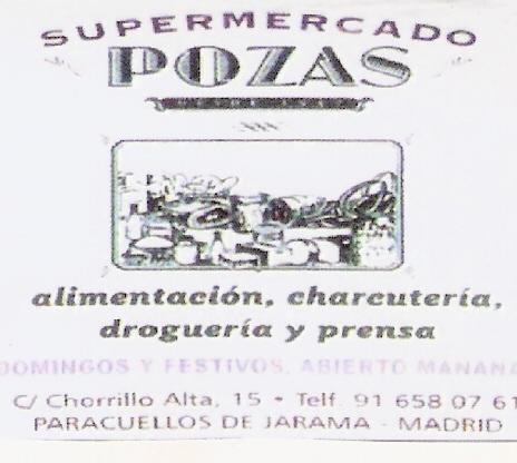 supermercados pozas