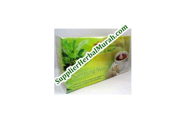 Teh Herbal Sarang Walet Plus Sambung Nyawa