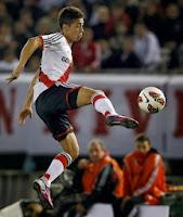 Manuel Lanzini, Lanzini, River, River Plate, Liga de Loja, Golazo