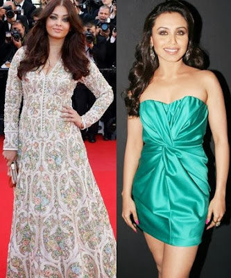 Aishwarya Rai and Rani Pose Pics