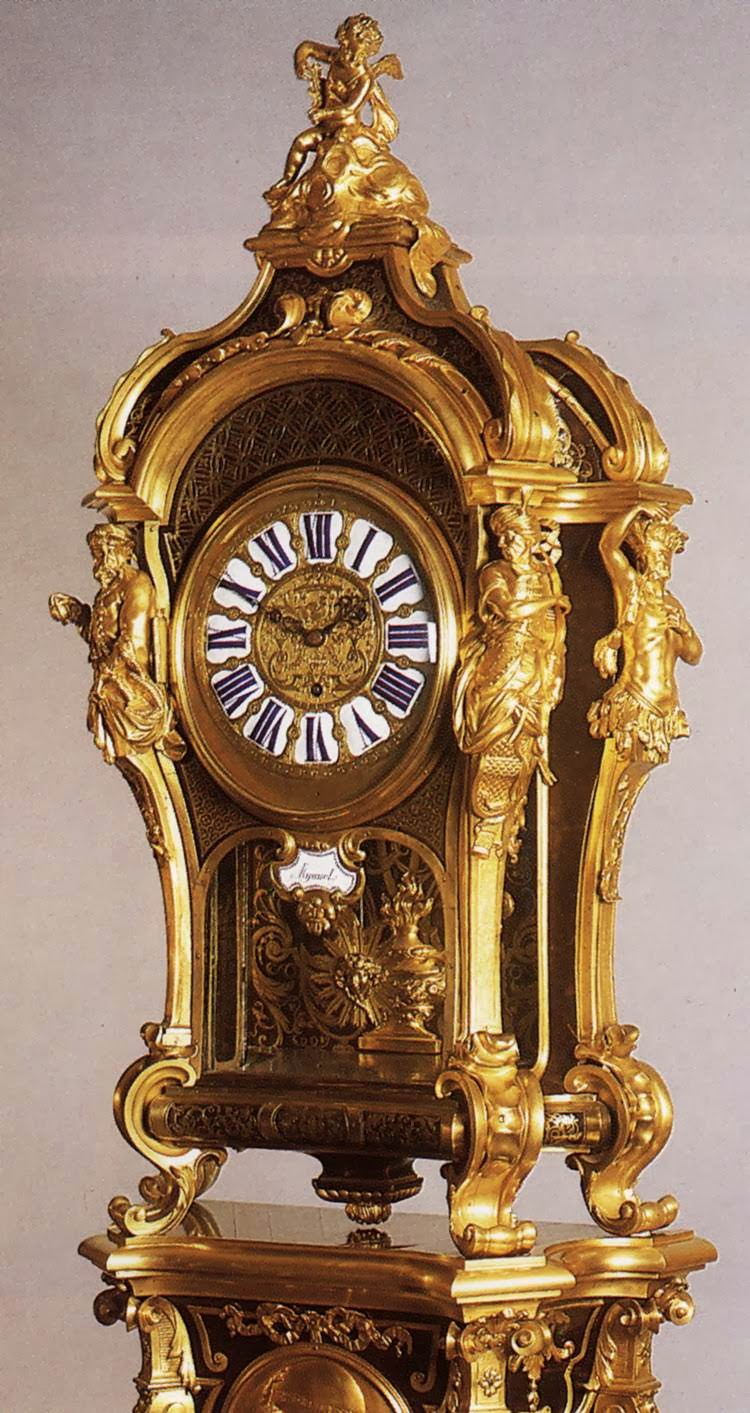 Orologio André Charles Boulle