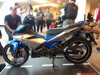 Pelancaran Yamaha Y15ZR (LC150)