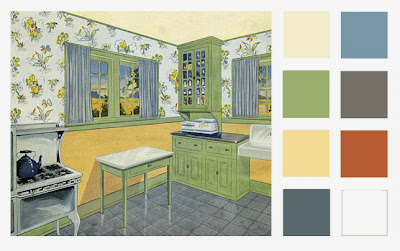 Searching the Best Kitchen Color Schemes Online