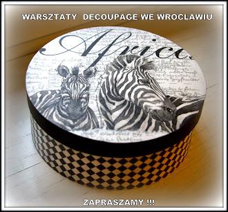 Warsztaty rękodzieła we Wrocławiu