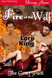 Fire of the Wolf by Lori King