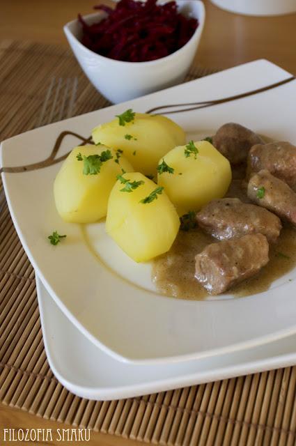 Gulasz z wieprzowiny polski