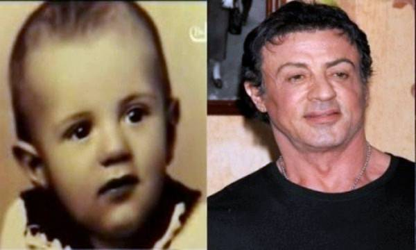 Childhood Photos of Hollywood Celebrities | RiTeMaiL