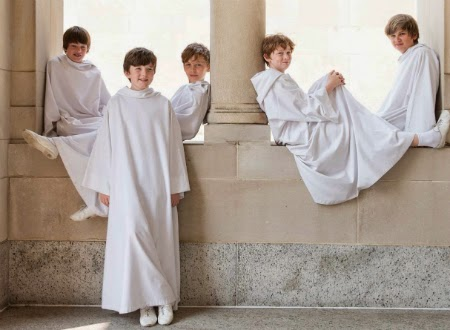 "Review of ""Libera - Angels Sing: Libera in America."""