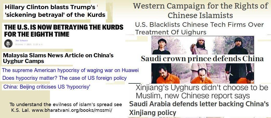 Read K.S. Lal (free online) on islam's evil spread!
