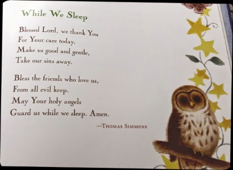 Lucado Treasury Of Bedtime Prayers sample 2