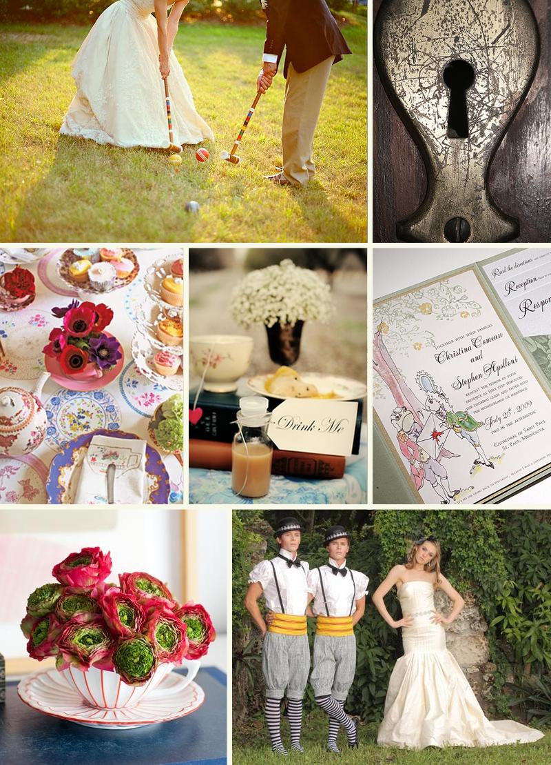 Matrimonio Alice In Wonderland : Parentesi wedding matrimonio da favola alice in the