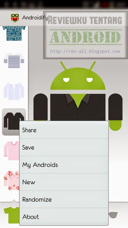 tampilan utama androidify - buat robot android sendiri (rev-all.blogspot.com)