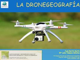 La Dronegeografía