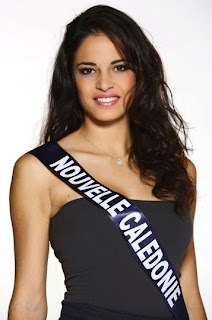 Miss nouvelle caledonie 2014