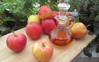 El vinagre de manzana es muy beneficioso para la salud por sus propiedades
