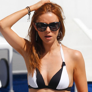 Una Healy The Saturdays Sexy Leggy Cameltoe Nip Slip Areola Tits Ass