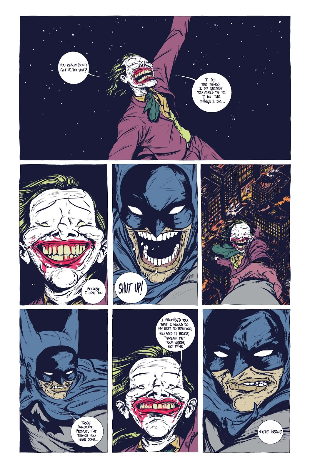 [Fanfic] Batman: The Deal PAGINA+10