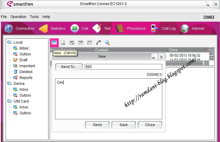 Paket Internet Harian Smartfren 2013