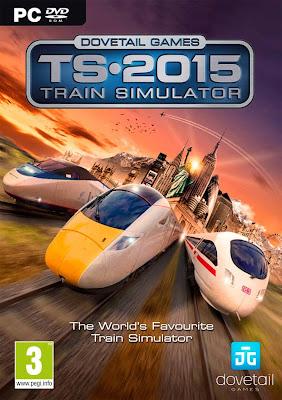 Train Simulator 2015 Game Free Download