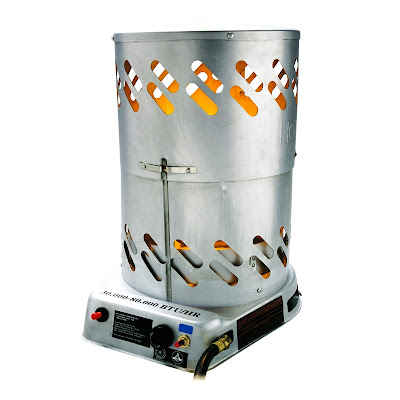 Series Convection Heater