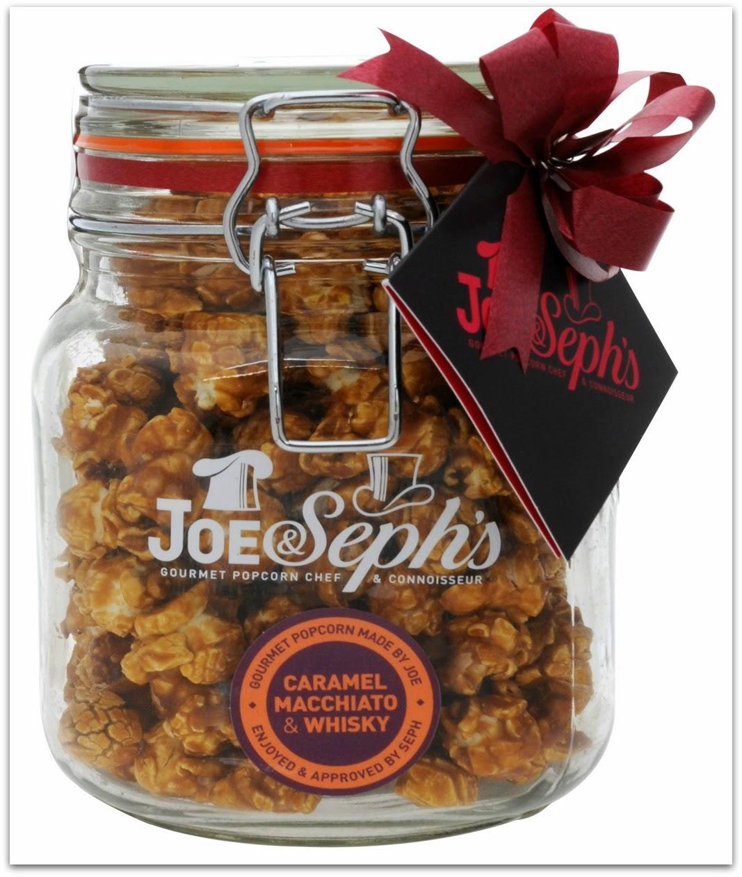 Joe and Seph's popcorn