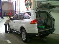 Pengiriman Mitsubishi Pajero Provit ke Surabaya
