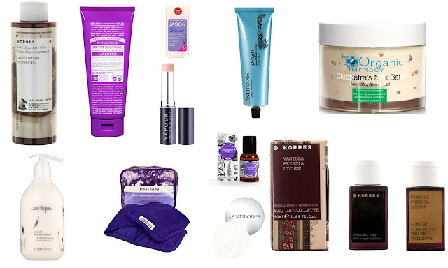 Organic September Beauty Wish List