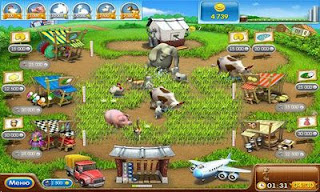 Free Download Games farm frenzy 2 For PC Full Version ZGASPC