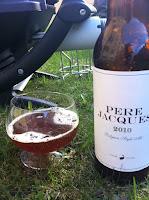 Grillat och Pere Jacques 2010 - länge leve våren!