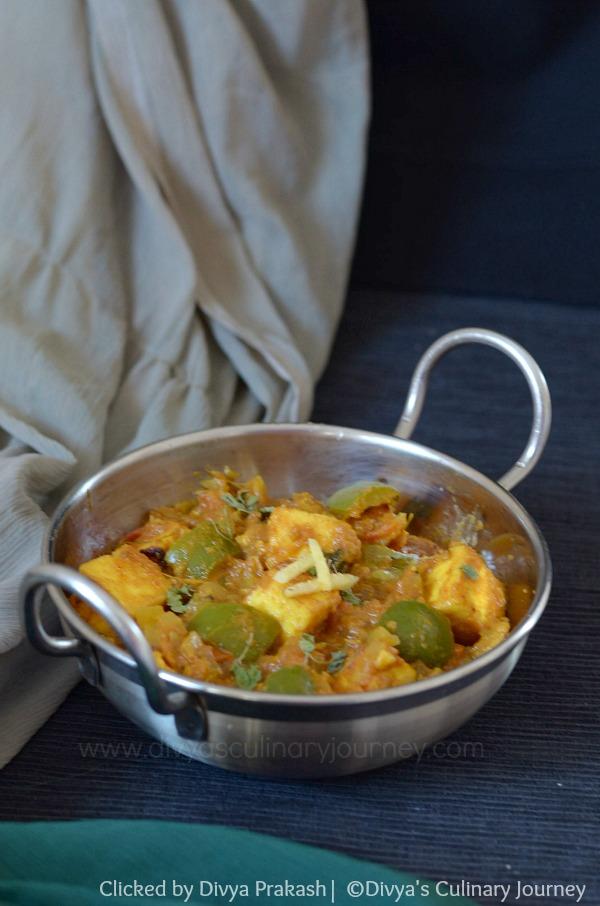 Kadai-Paneer-Recipe