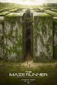 The Maze Runner: Poster   A Constantly Racing Mind