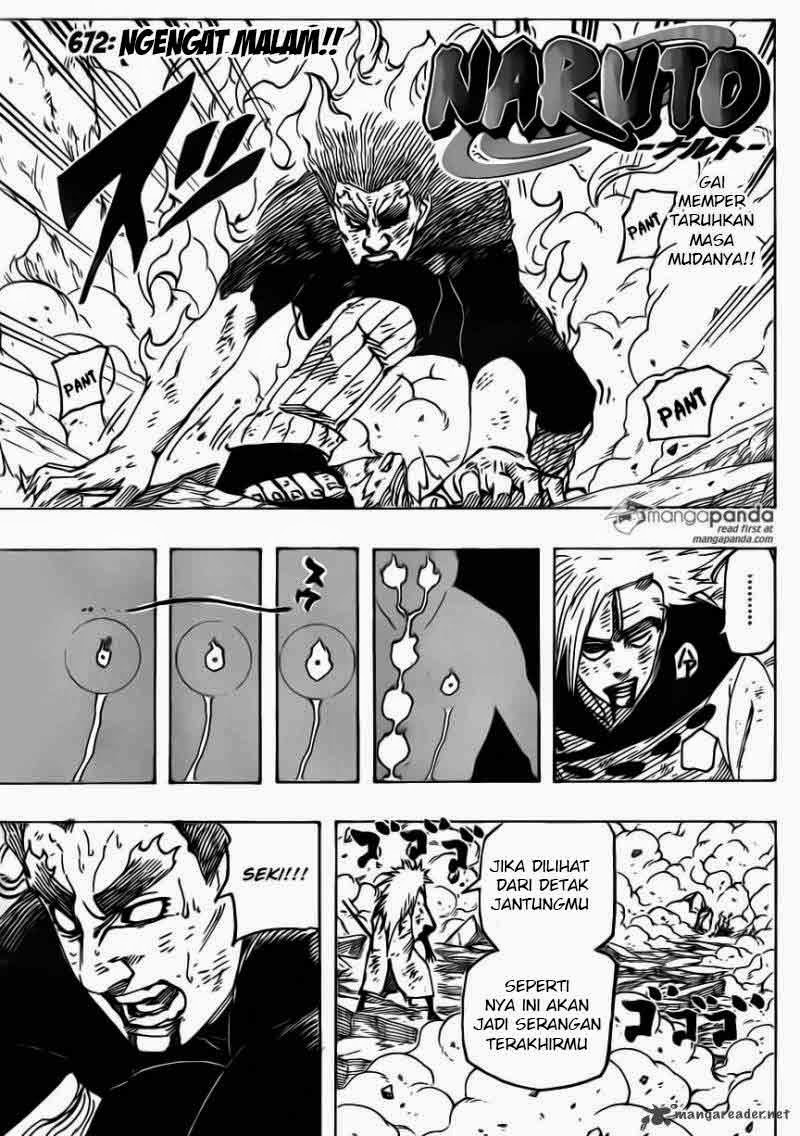 Download Komik Naruto Chapter 672 (Ngengat Malam) Bahasa Indonesia