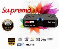 ATUALIZAÇÃO  CINEBOX SUPREMO HD - AJUSTES NO 30W - 29/03/2015