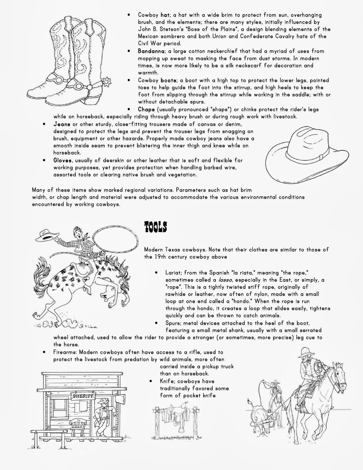 Magnificent Why Are Cowboys Bad At Math Worksheet Answers Ornament ...