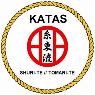 KATAS SHITO RYU SHURI-TE // TOMARI-TE