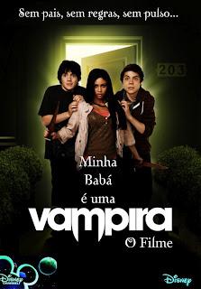 Minha Babá é Uma Vampira: O Filme - DVDRip Dublado