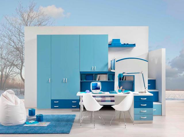 Peinture chambre ado couleur id es d co moderne - Chambre ado couleur peinture ...