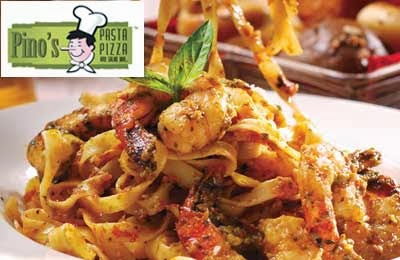 Bookyourtable your food advisor italian restaurants at dlf promenade food court is pinos pasta pizza this is a small outlet at the food court and you can expect all types of italian fast food that is miles forumfinder Images