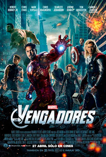 Los Vengadores 2012 