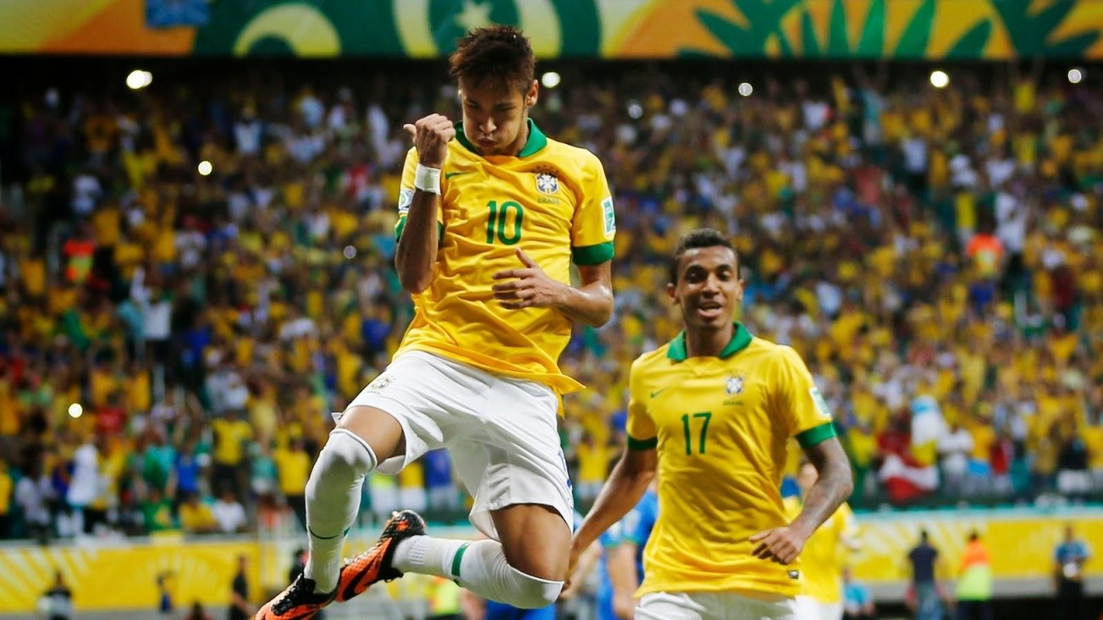 Neymar, Mundial Brasil 2014, parte 3