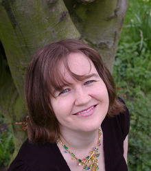 Author photo of Stephanie Burgis