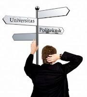 Perbedaan Universitas Dengan Politeknik