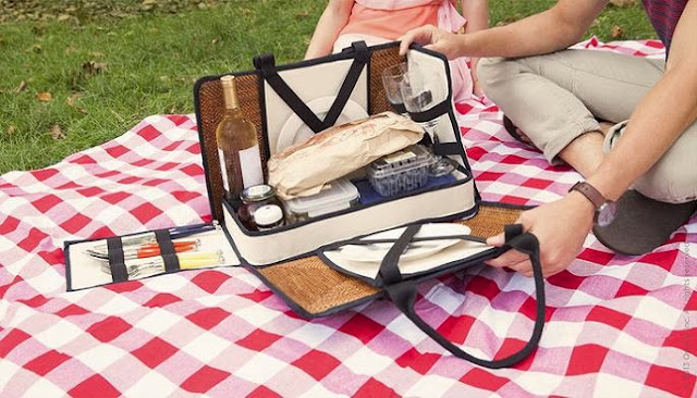 Cool and Creative Picnic Baskets and Picnic Bags (15) 10