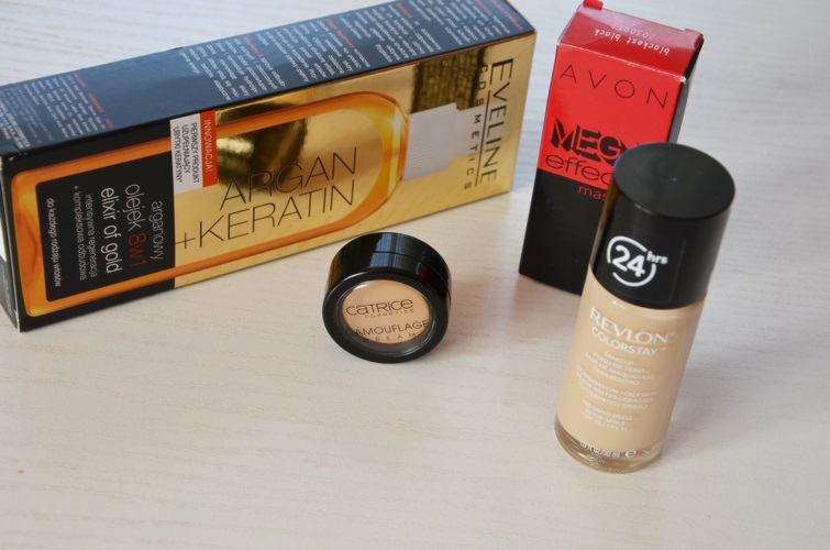 Małe zakupy kosmetyczne
