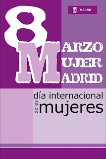Cartel del Día Internacional de la Mujer 2012