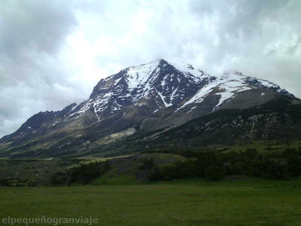 Monte Almirante Nieto, Torres del Paine